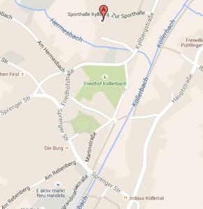 Standort-Kyllberghalle