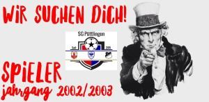 Spielersuche-C-Jugend